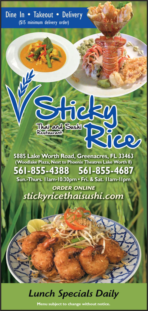 stickyrice-menu